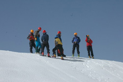 Kanday Majrooh Top Trek