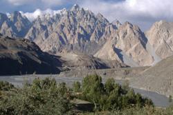 Shimshal Minglek Sar Trek
