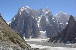 Hushe Rock Climbing