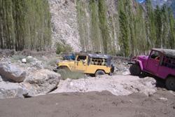 Little Tibet Jeep Tour